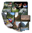 Rafting the West logo